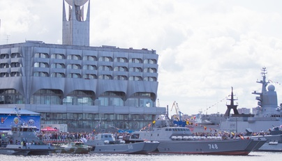 International Maritime Defence Show - 2015